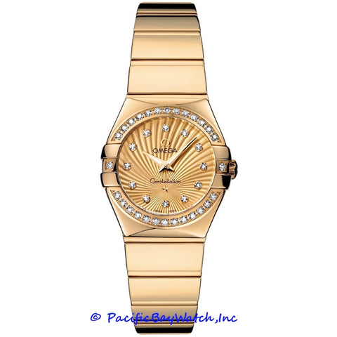 Omega Constellation 123.55.24.60.58.002