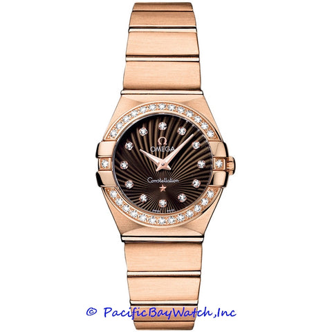 Omega Constellation 123.55.24.60.63.001