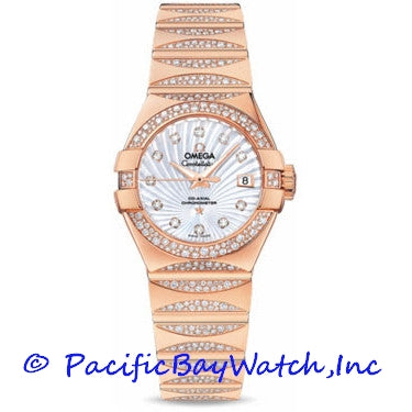 Omega Constellation Luxury Edition 123.55.27.20.55.003