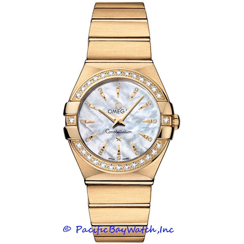 Omega Constellation 123.55.27.60.55.004