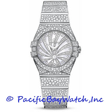 Omega Constellation Luxury Edition 123.55.27.60.55.010