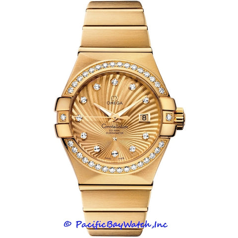 Omega Constellation 123.55.31.20.58.001