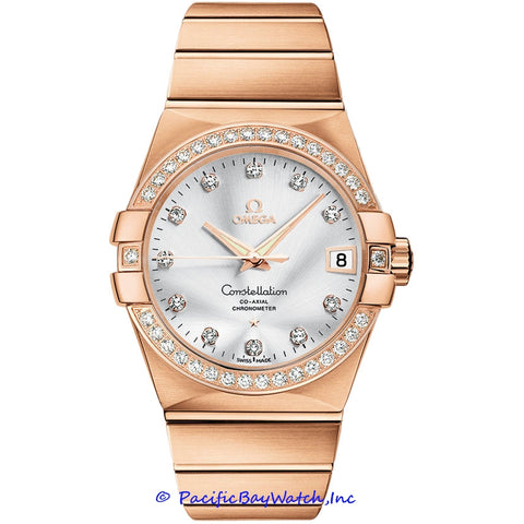 Omega Constellation 123.55.38.21.52.001