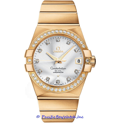 Omega Constellation 123.55.38.21.52.002
