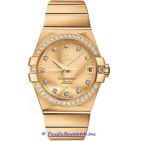 Omega Constellation 123.55.38.21.58.001