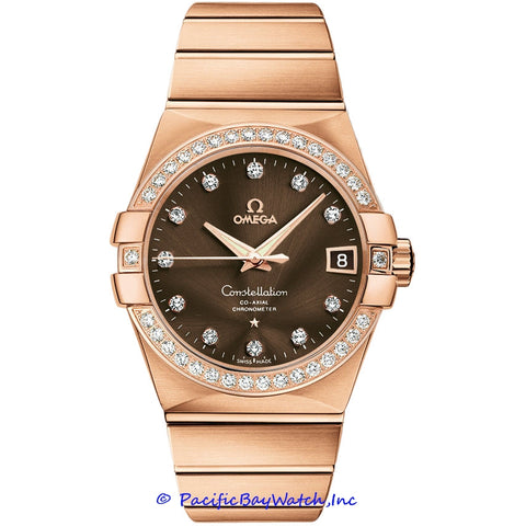 Omega Constellation 123.55.38.21.63.001
