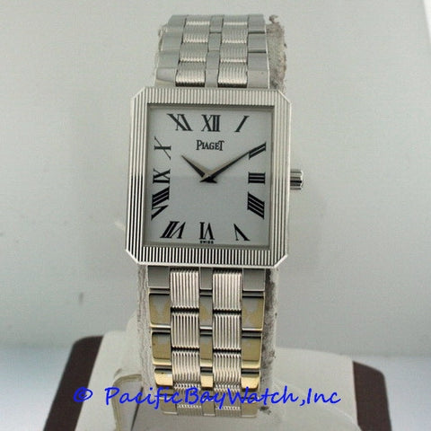Piaget Protocol Ladies White Gold Watch