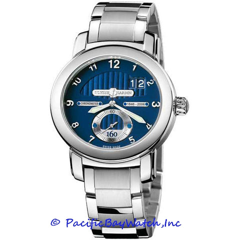 Ulysse Nardin Anniversary 160 Limited Edition 1600-100-8M
