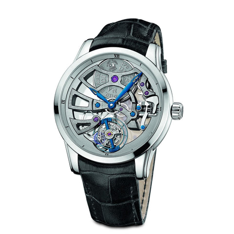 Ulysse Nardin Maxi Skeleton Tourbillon 1700-129
