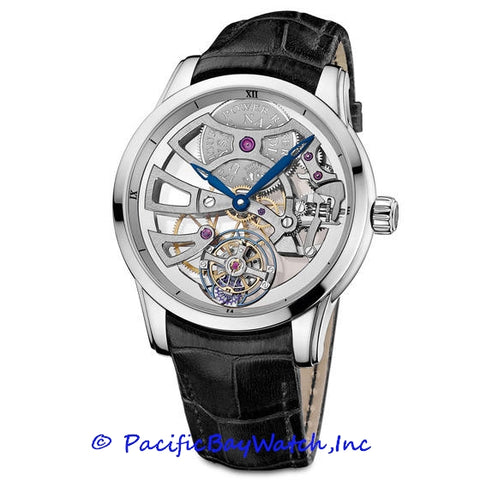 Ulysse Nardin Maxi Skeleton Tourbillon 1709-129