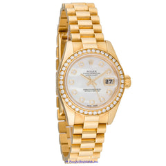 Rolex President Ladies 179138 Pre-Owned