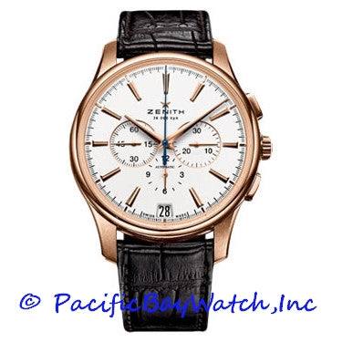 Zenith Captain Chronograph 18.2111.400/01.C498