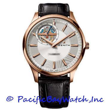 Zenith Captain Tourbillon 18.2190.4041/01.C498