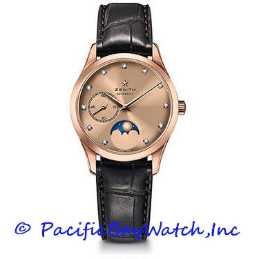 Zenith Captain Lady Moonphase 18.2310.692/95.C498