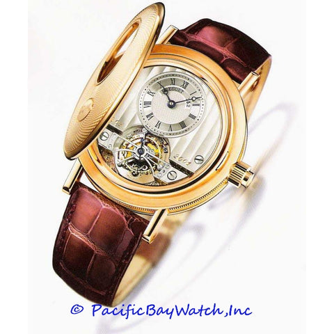 Breguet Tourbillon with Case Cover 1801BR/12/2W6
