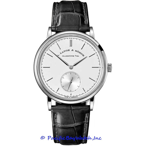 A. Lange & Sohne Saxonia Manual Wind 216.026
