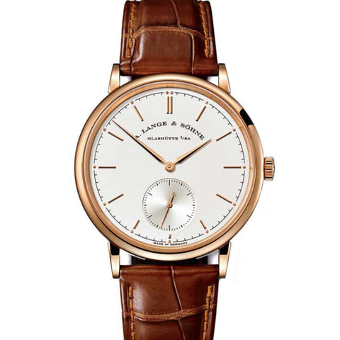 A. Lange & Sohne Saxonia Manual Wind 216.032