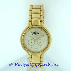 Ebel Beluga Annual Calendar Yellow Gold Pre-owned