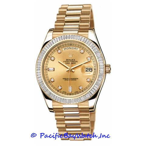 President Day-Date II Men's 218398 Pre-Owned