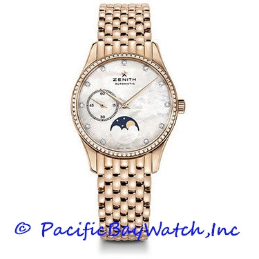 Zenith Captain Lady Moonphase 22.2310.692/81.M2310