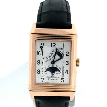Jaeger LeCoultre Reverso Day/Night Men's 270.2.63