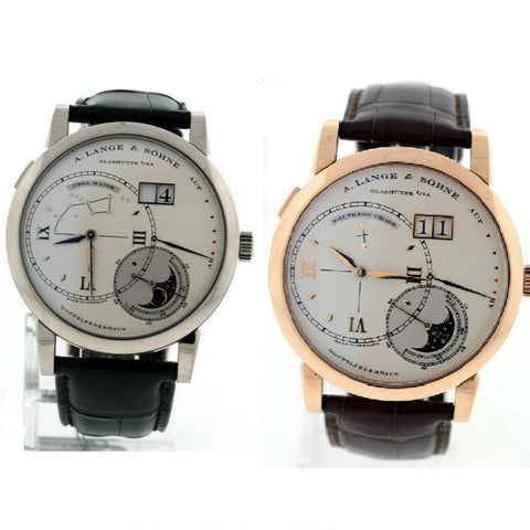 A. Lange & Sohne Grand Lange 1 Luna Mundi SET Pre-Owned