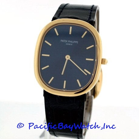 Patek Philippe Golden Ellipse 3738/100J