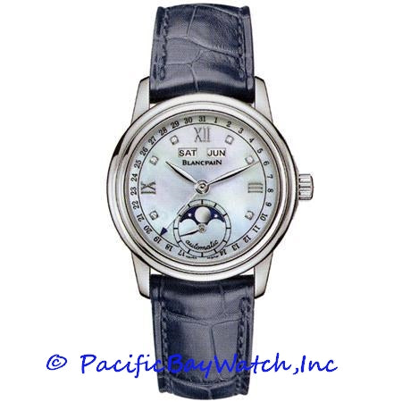 Blancpain Leman Moonphase Complete Calendar 2360-1191a-55b
