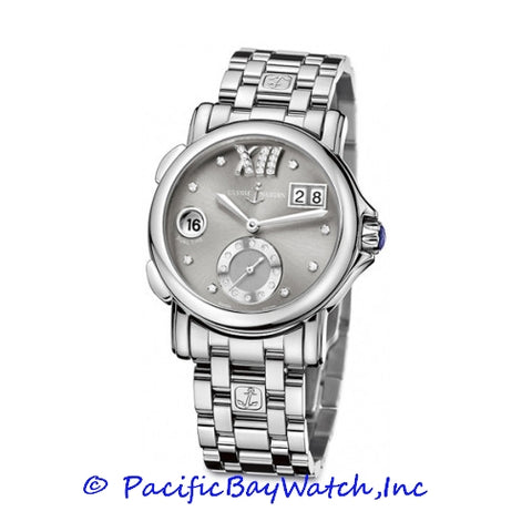 Ulysse Nardin GMT Big Date Lady 243-22-7/30-02