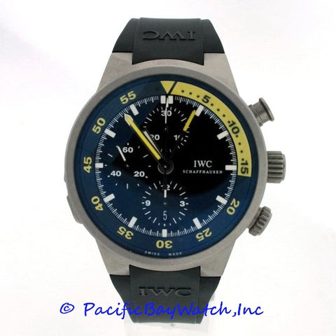 IWC Aquatimer Split Minute 3723-04