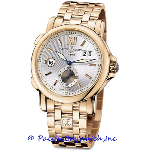 Ulysse Nardin GMT Big Date 246-55-8/31