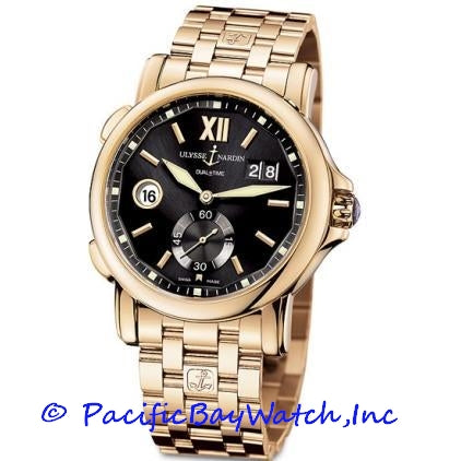 Ulysse Nardin GMT Big Date 246-55-8/32