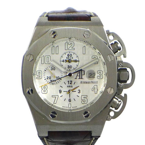 Audemars Piguet Royal Oak Offshore T3 Chronograph  25863TI.00.A080CU.01 Pre-owned