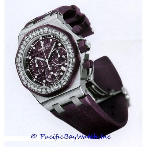Audemars Piguet Royal Oak Offshore Chronograph 26048SK.ZZ.D066CA.01