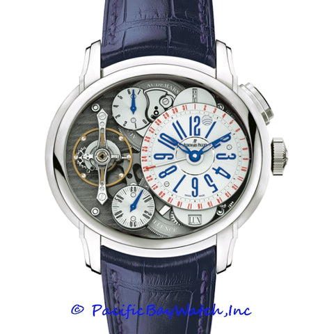 Audemars Piguet Millenary Tradition d'Excellence Cabinet 26066PT.OO.D028CR.01
