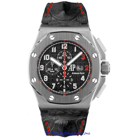 "Audemars Piguet Royal Oak Offshore ""Shaq"" 26132ST.OO.A101CR.01 Pre-Owned"