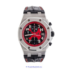 Audemars Piguet Royal Oak Offshore Masato 26195ST.OO.D101CR.01 Pre-Owned