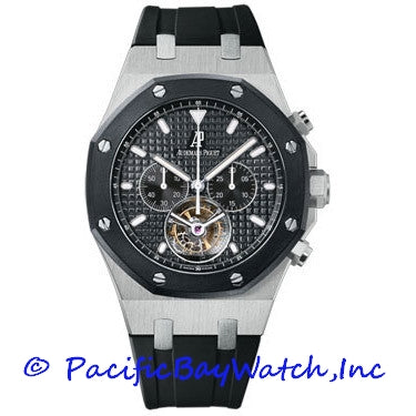 Audemars Piguet Royal Oak Offshore Tourbillon Chronograph 26377SK.OO.D002CA.01