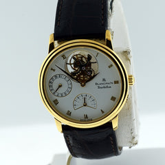 Blancpain 8 Day Tourbillon Pre-owned