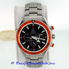 Omega Seamaster Planet Ocean Men's Chronograph 2218.50.00