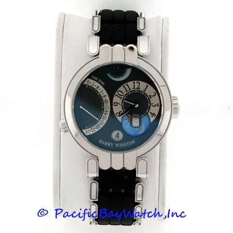 Harry Winston Premier Excenter Time Zone 200-MMTZ39WL-A
