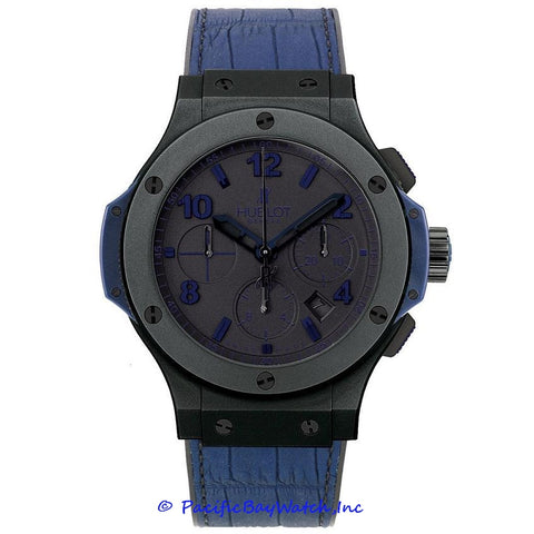 Hublot Big Bang All Black Blue 301.CI.1190.GR.ABB09
