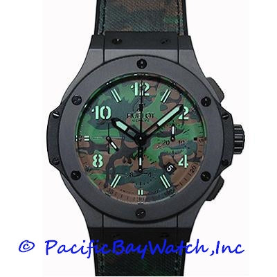 Hublot Big Bang Jungle 301.CI.8610.NR