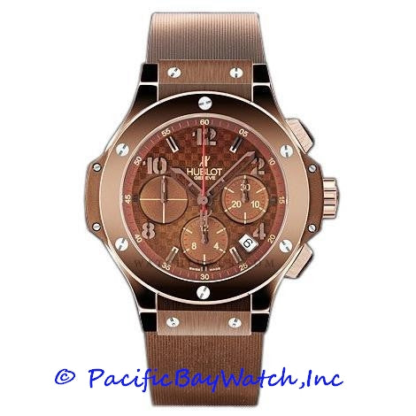 Hublot Big Bang Cappuccino Chocolate 341.SL.1008.RX