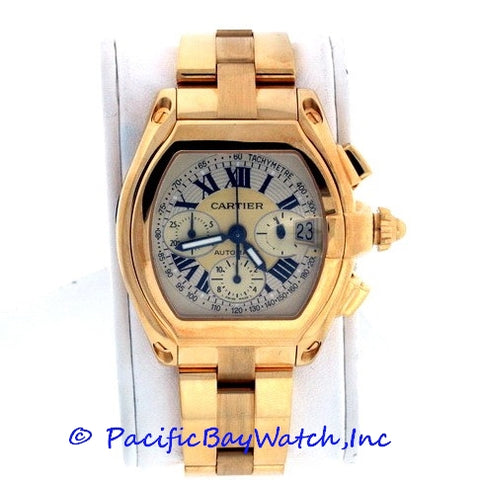 Cartier Roadster Men's W62021Y3