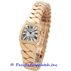 Cartier La Dona Ledies W6400701 Pre-Owned