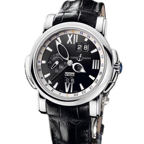 Ulysse Nardin GMT Perpetual 320-60/32 Pre-Owned