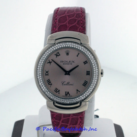 Rolex Cellini Cellissima Ladies 6681/9