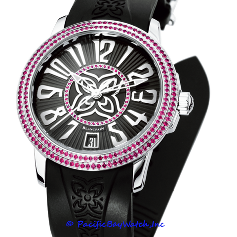 Blancpain Women Collection Ultra Slim 3300-45A55-64B