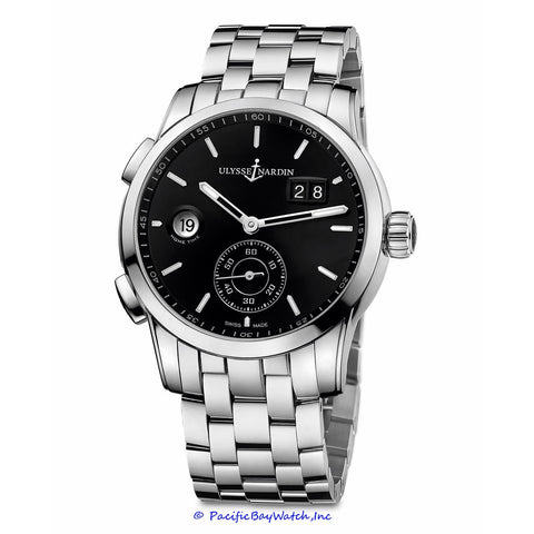 Ulysse Nardin Dual Time Manufacture 3343-126-7/92